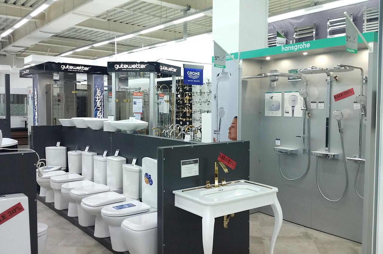 aquaplaza - сеть магазинов сантехники аква плаза